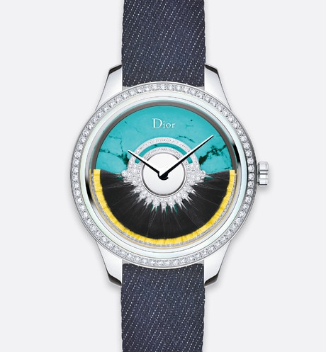 Click here to enlarge the product picture Dior Grand Bal Wild Ø 36 mm, automatic movement,