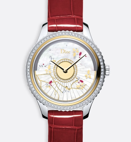 Dior Grand Bal fête du printemps ø 36 mm, movimento automático, calibre