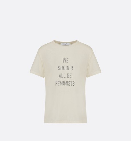 """We Should All Be Feminists"" T-shirt aria_frontView"