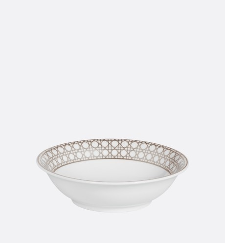 Cannage Montaigne cereal bowl aria_frontView