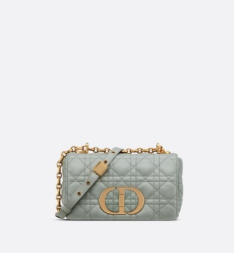 Small Dior Caro Bag Front view