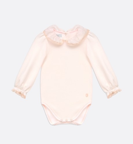 Cotton interlock bodysuit aria_frontView
