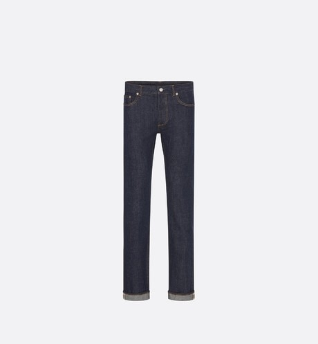Selvedge Slim-Fit Jeans front view