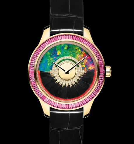 Dior Grand Bal Pièce Unique Supernatural N°10 Ø36 mm, mouvement automatique, calibre