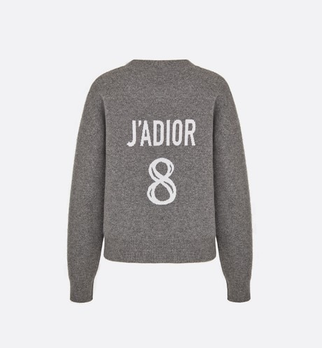 J'Adior 8' Boxy Sweater Front view