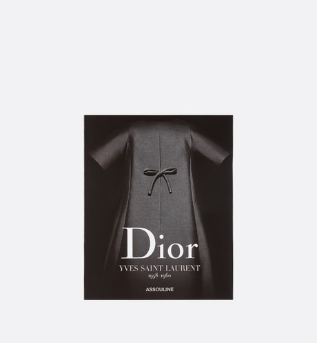 Book: Dior - Yves Saint Laurent front view