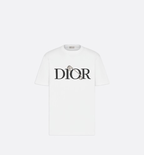 Oversized DIOR AND JUDY BLAME-T-shirt aria_frontView