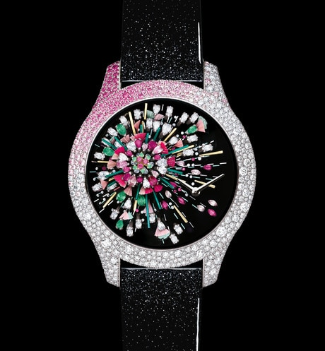 Dior Grand Soir Feux d'Artifice N°13 Ø36mm, mouvement quartz aria_frontView