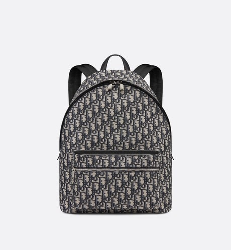 Dior Oblique backpack aria_frontView
