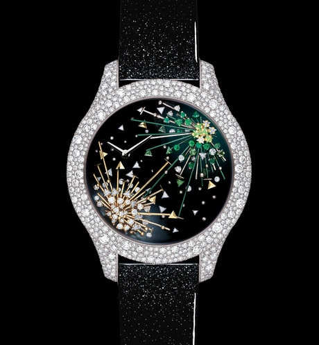 Dior Grand Soir Feux d'Artifice N°11 Ø36mm, mouvement quartz aria_frontView
