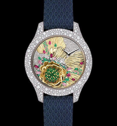 Dior Grand Soir Botanic N°16 Ø 36 mm, mouvement quartz aria_frontView