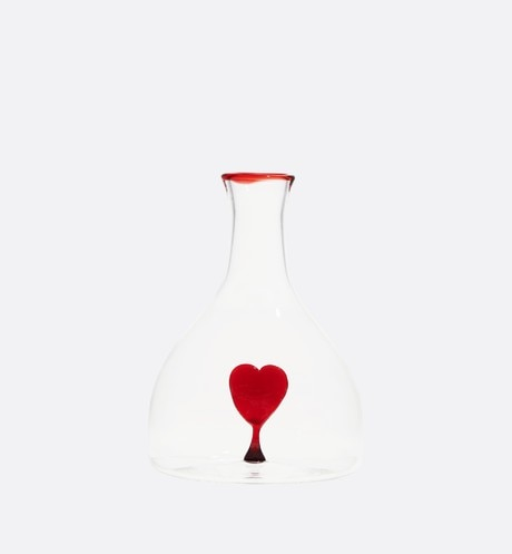 Interior Heart Carafe aria_frontView