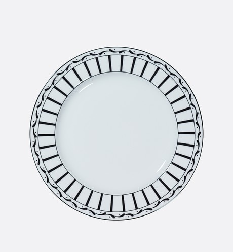 Monsieur Dior serving plate aria_frontView