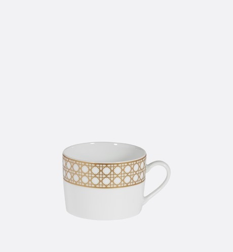 Click here to enlarge the product picture Cannage Montaigne tea cup