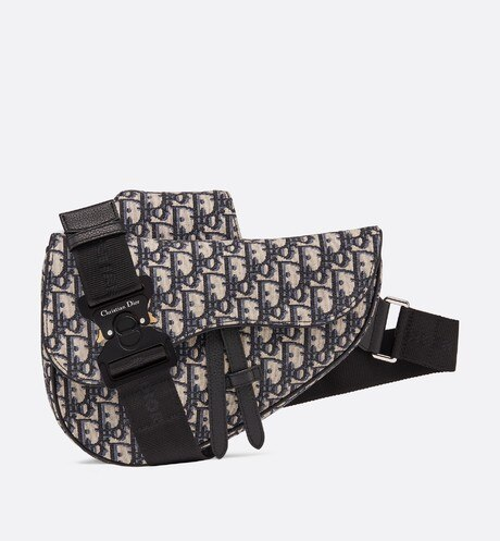Sac Saddle Dior Oblique