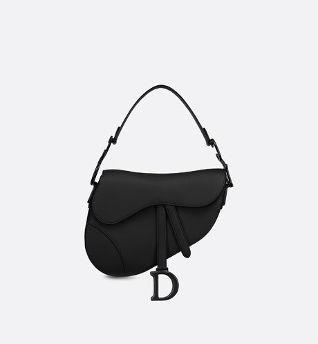 Saddle ultra-matte bag
