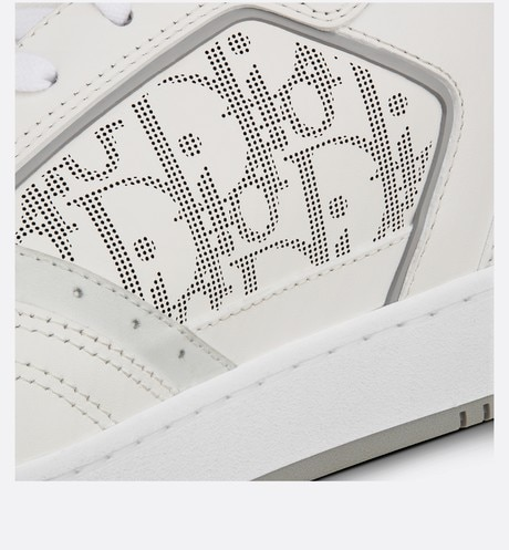 B27 High-Top Sneaker Detailed view Open gallery