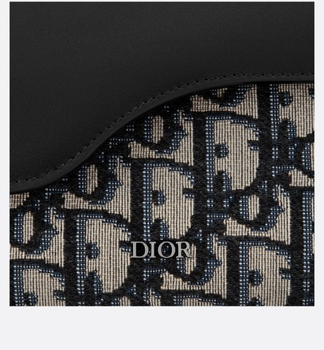 Dior Elite shoulder pouch Detailed view Open gallery