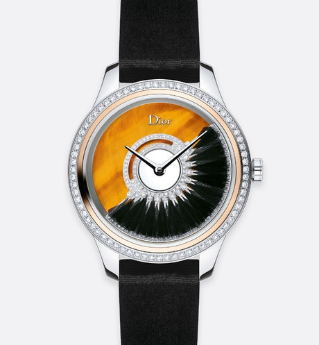 Dior Grand Bal Plume Ø 36 mm, automatic movement,