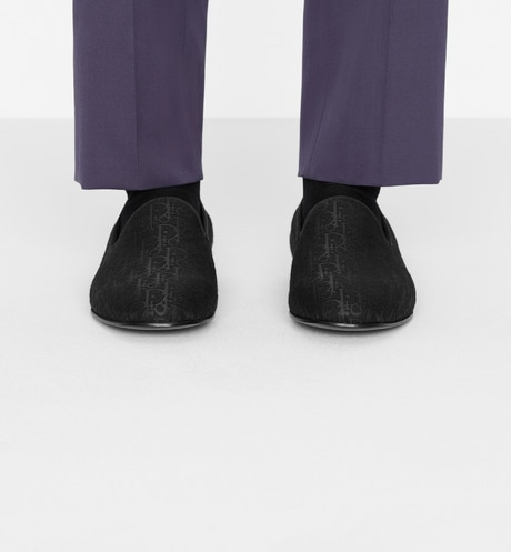 Dior 70 Loafer Worn view cropped Open gallery