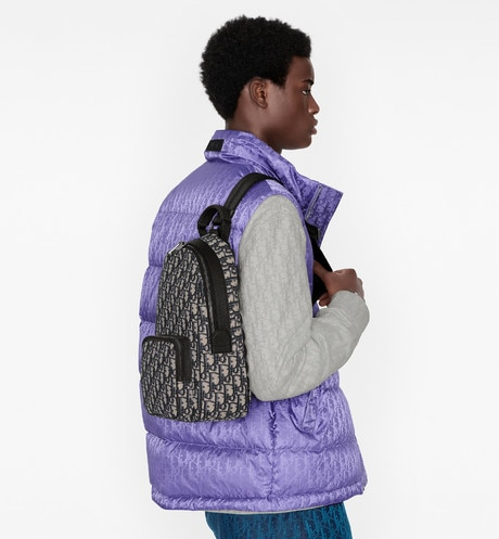 Crossbody Backpack Worn view Open gallery