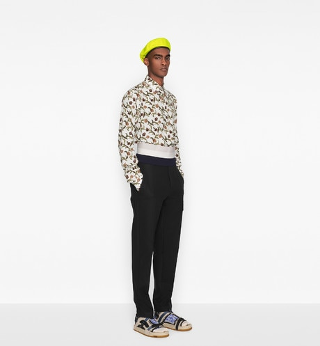 DIOR AND AMOAKO BOAFO Shirt Worn view Open gallery