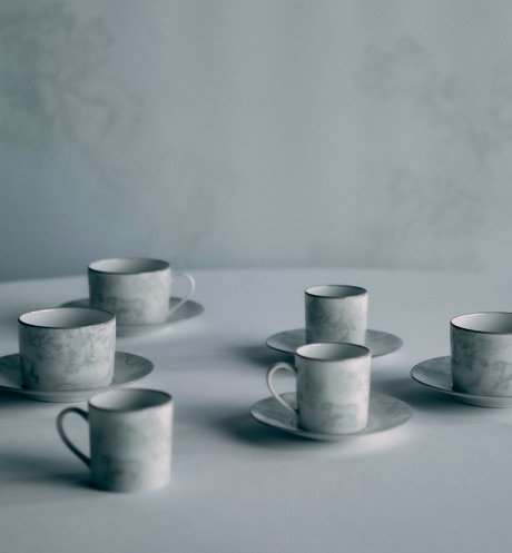 Coffee Cup Saucer Open gallery