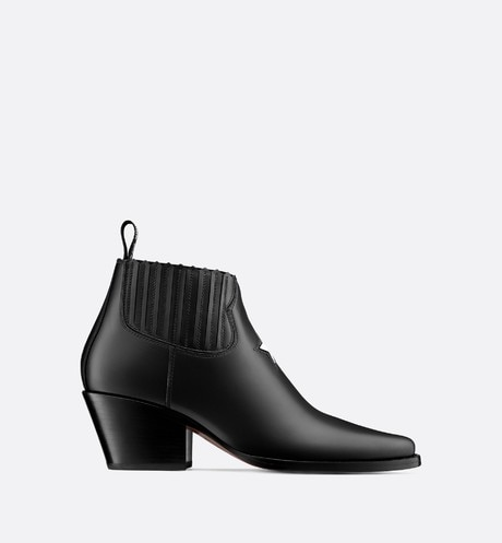 Dior L.A. calfskin ankle boot aria_profileView