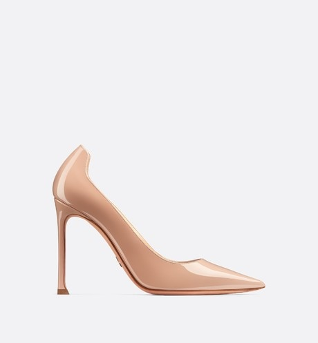 D-Moi patent calfskin high-heeled shoe - Dior