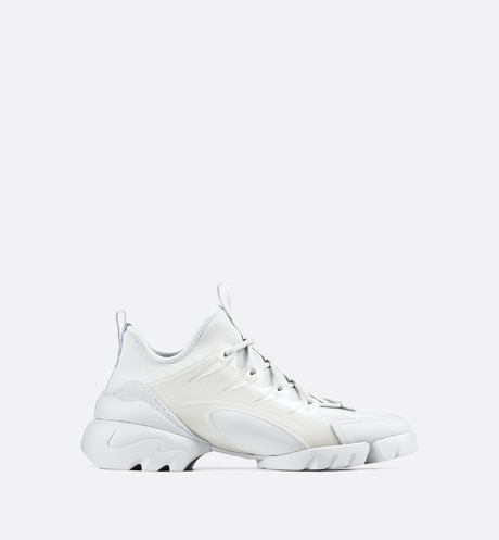 D-Connect Sneaker White profile view