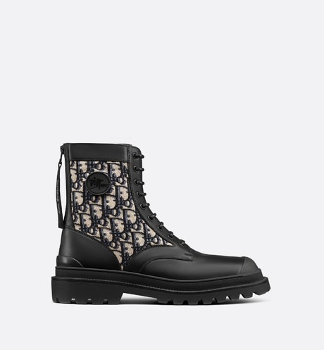 Dior Explorer Ankle Boot Profile view