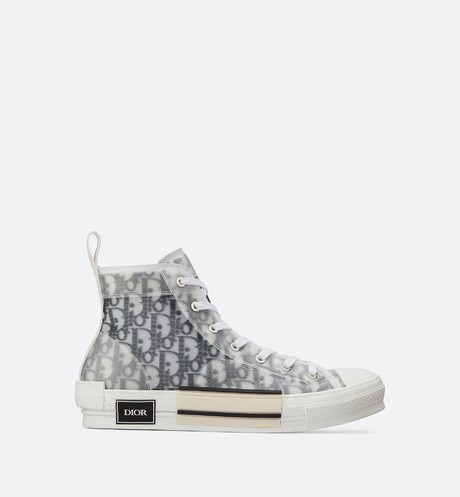 Click here to enlarge the product picture B23 High-Top Sneakers in Dior Oblique