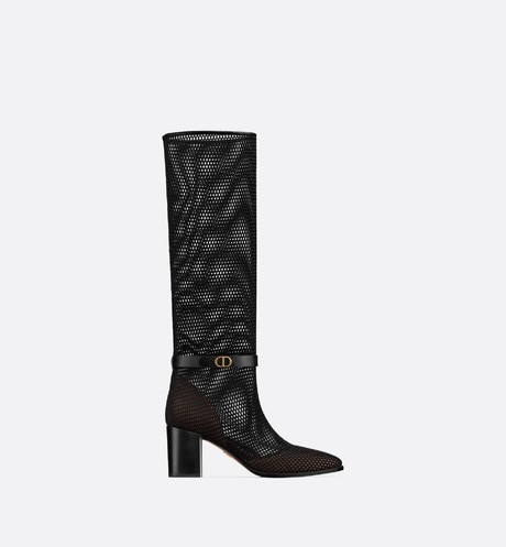 Dior Empreinte Heeled Boot profile view