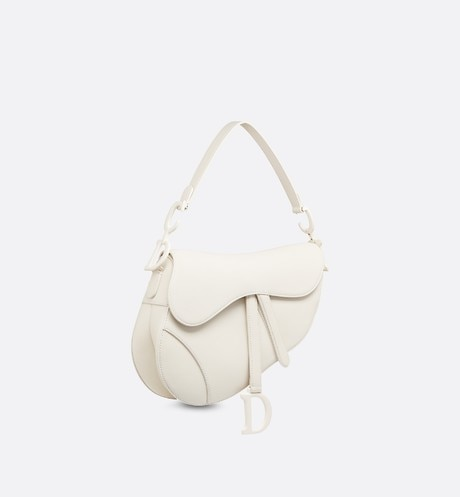 Saddle ultra-matte medium bag aria_threeQuarterClosedView