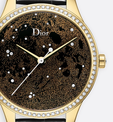 Dior VIII Montaigne Clair de Lune Full Moon Ø 36mm, automatic movement aria_threeQuarterClosedView