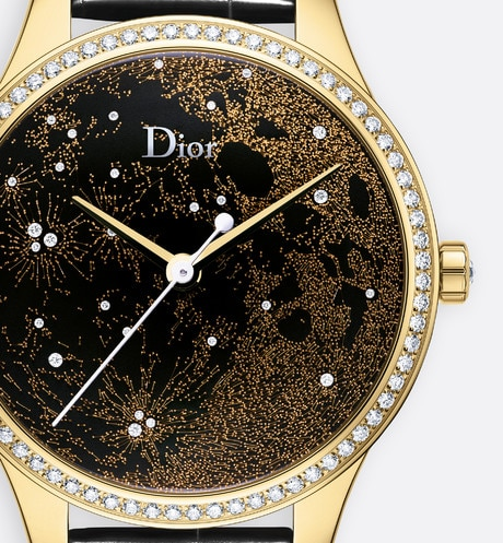 Dior VIII Montaigne Clair de Lune Half Moon  Ø 36mm, automatic movement aria_threeQuarterClosedView