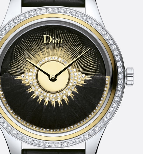 Dior Grand Bal Plume  Ø 36mm, automatic movement,