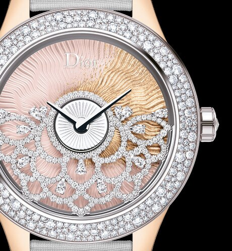 Dior Grand Bal Dentelle Frivole Ø 36mm, automatic movement,