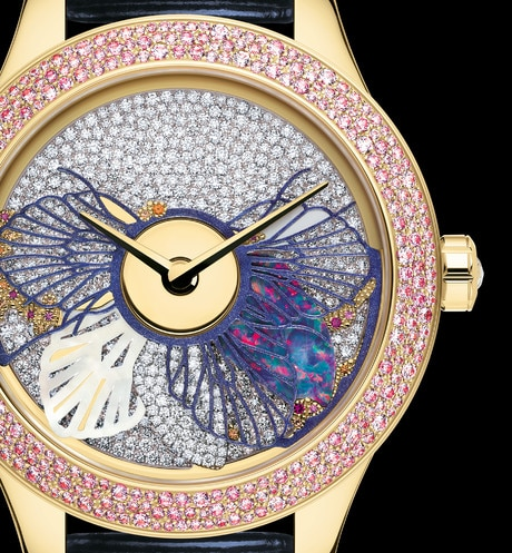 Dior Grand Bal pièce unique N°18 ø 36 mm, automatic movement,