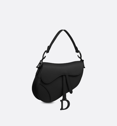 Saddle ultra-matte bag aria_threeQuarterClosedView