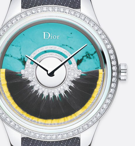 Dior Grand Bal Wild Ø36 mm, mouvement automatique, calibre