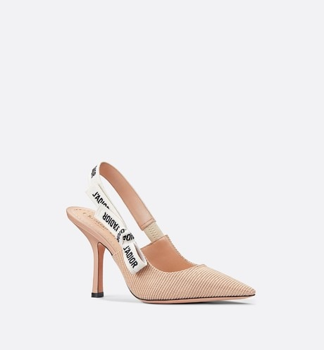 J'Adior Slingback Pump three quarter closed view