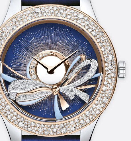 Dior Grand Bal Ruban Ø36 mm, automatic movement,