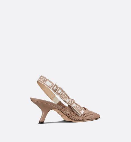 J'Adior Slingback Pump Three quarter back view Open gallery