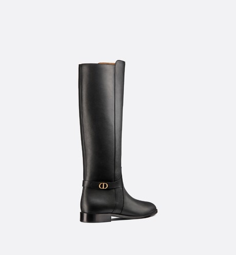 Dior Empreinte Boot three quarter back view Open gallery