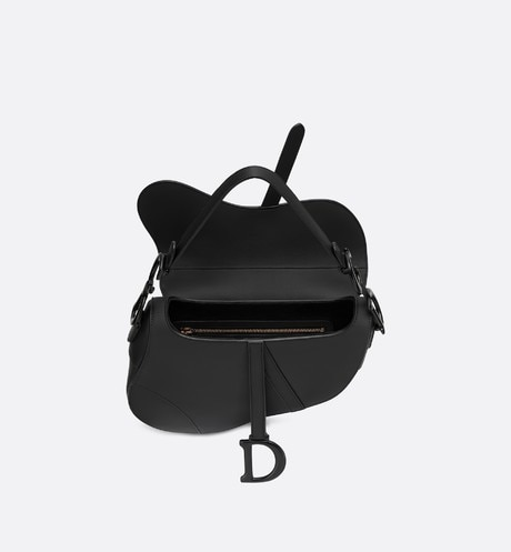 Saddle ultra-matte bag aria_topShotView