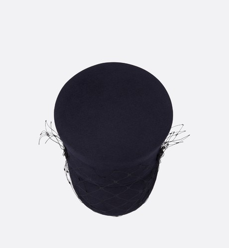 Dior Parisian Baseball Cap Top shot view Open gallery