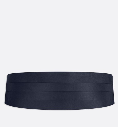 Click here to enlarge the product picture Silk tuxedo belt