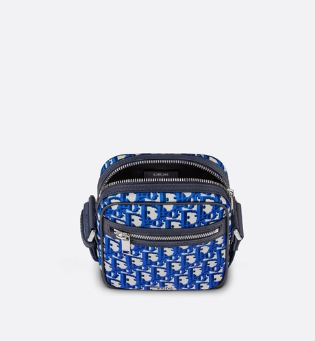 Pouch with Shoulder Strap Top shot view Open gallery