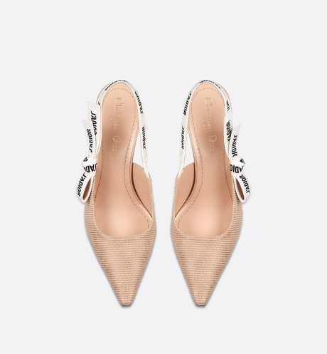 J'Adior Slingback Pump top shot view